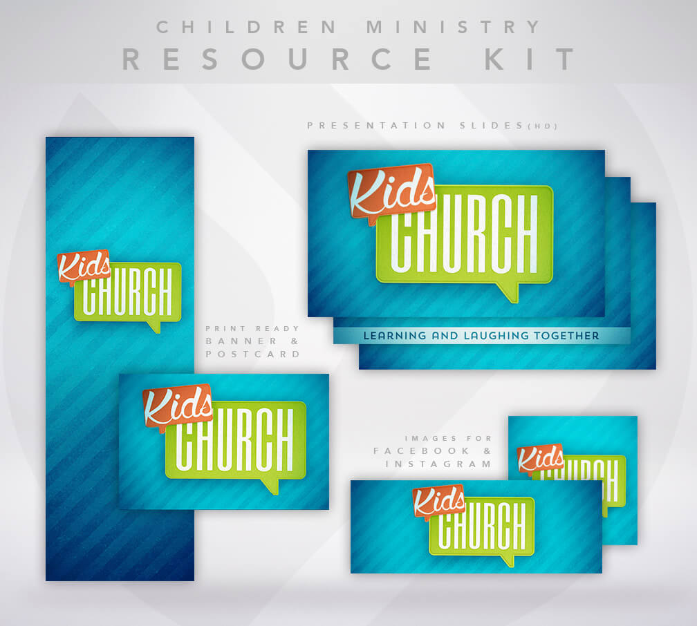 Kids Church Resource Kit