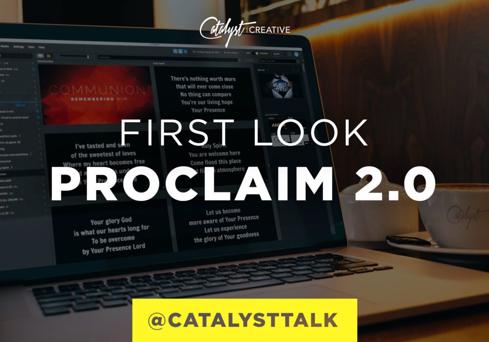 Review: Proclaim 2.0