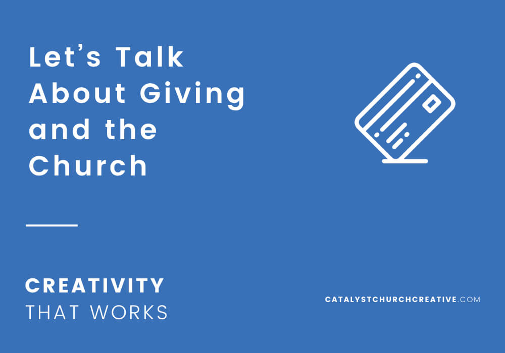 The 'WHY' Behind Your Church's Need for Mobile and Online Giving in 2017