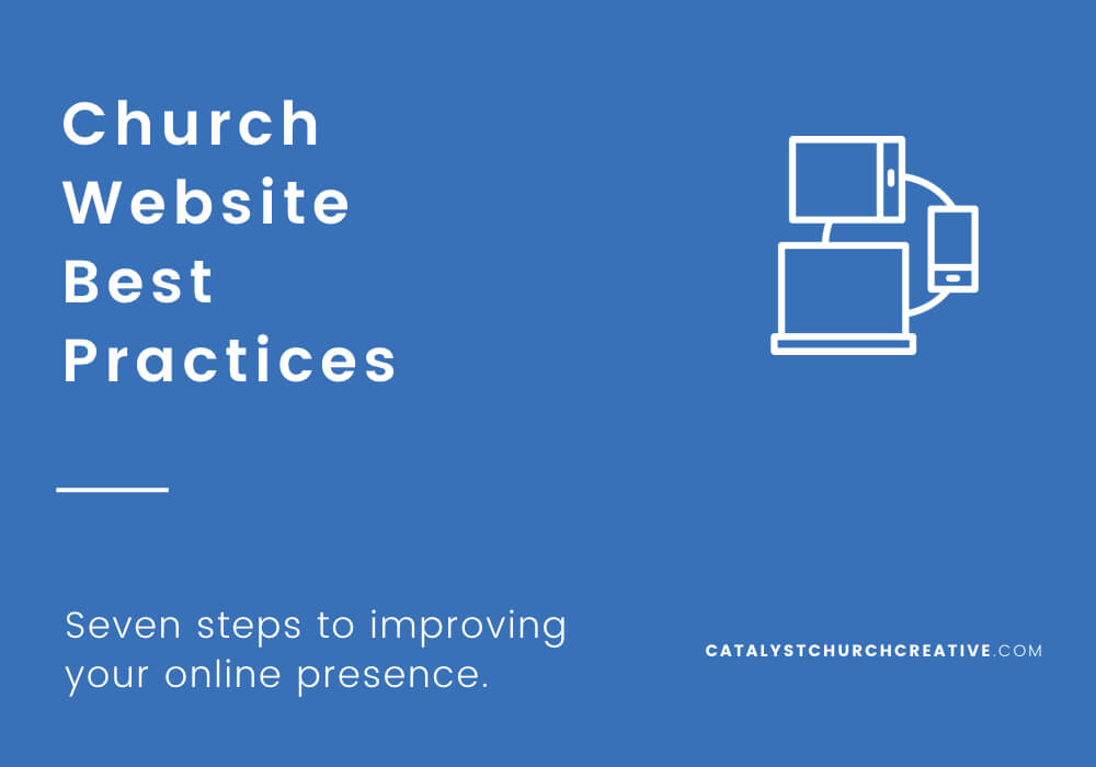 Church Website Best Practices