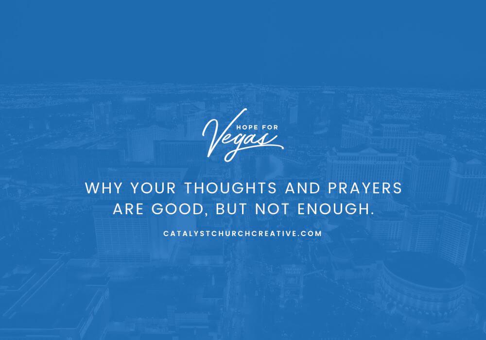 Pray for __________.