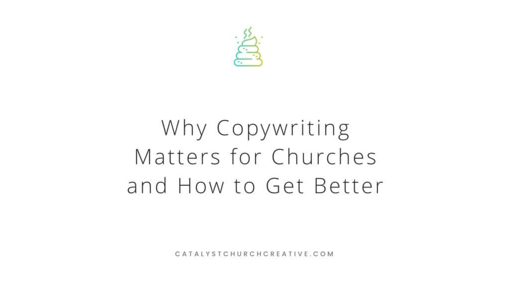 Clear copy creates conversions. Crappy copy causes confusion.