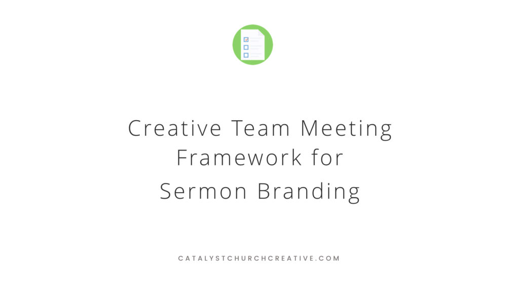Ten questions that will help your creative team have a more effective meeting and end result.