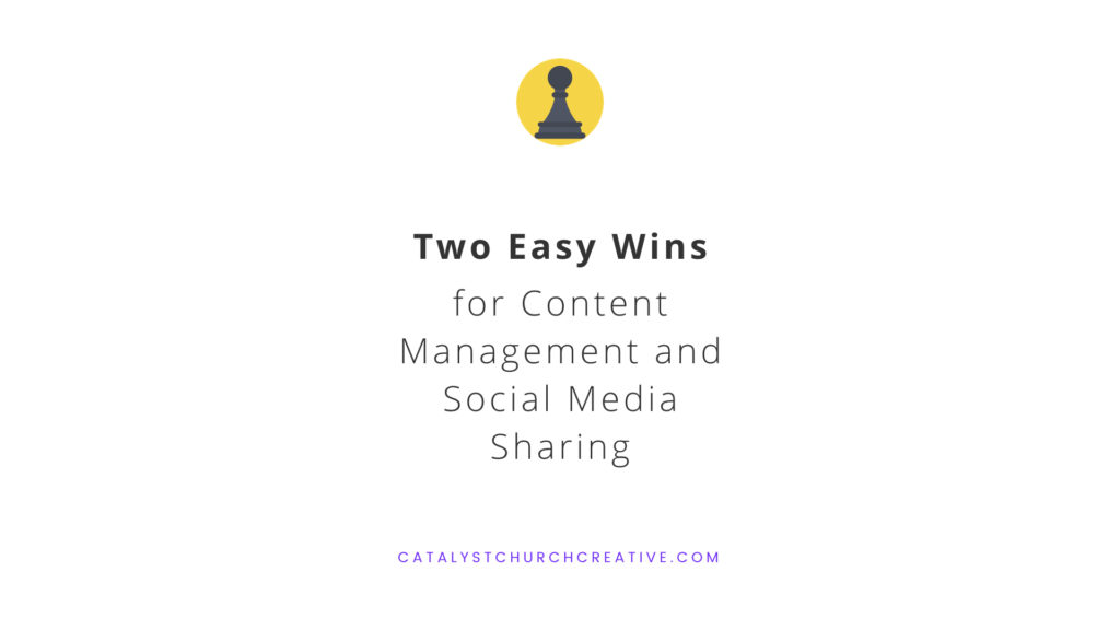 Image of a chess piece, because you will win the match with these two easy wins.
